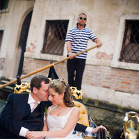 Destinations, Europe, Wedding, italy, Venice, Gondola