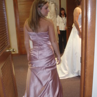 Bridesmaids, Bridesmaids Dresses, Fashion, pink, Alexia