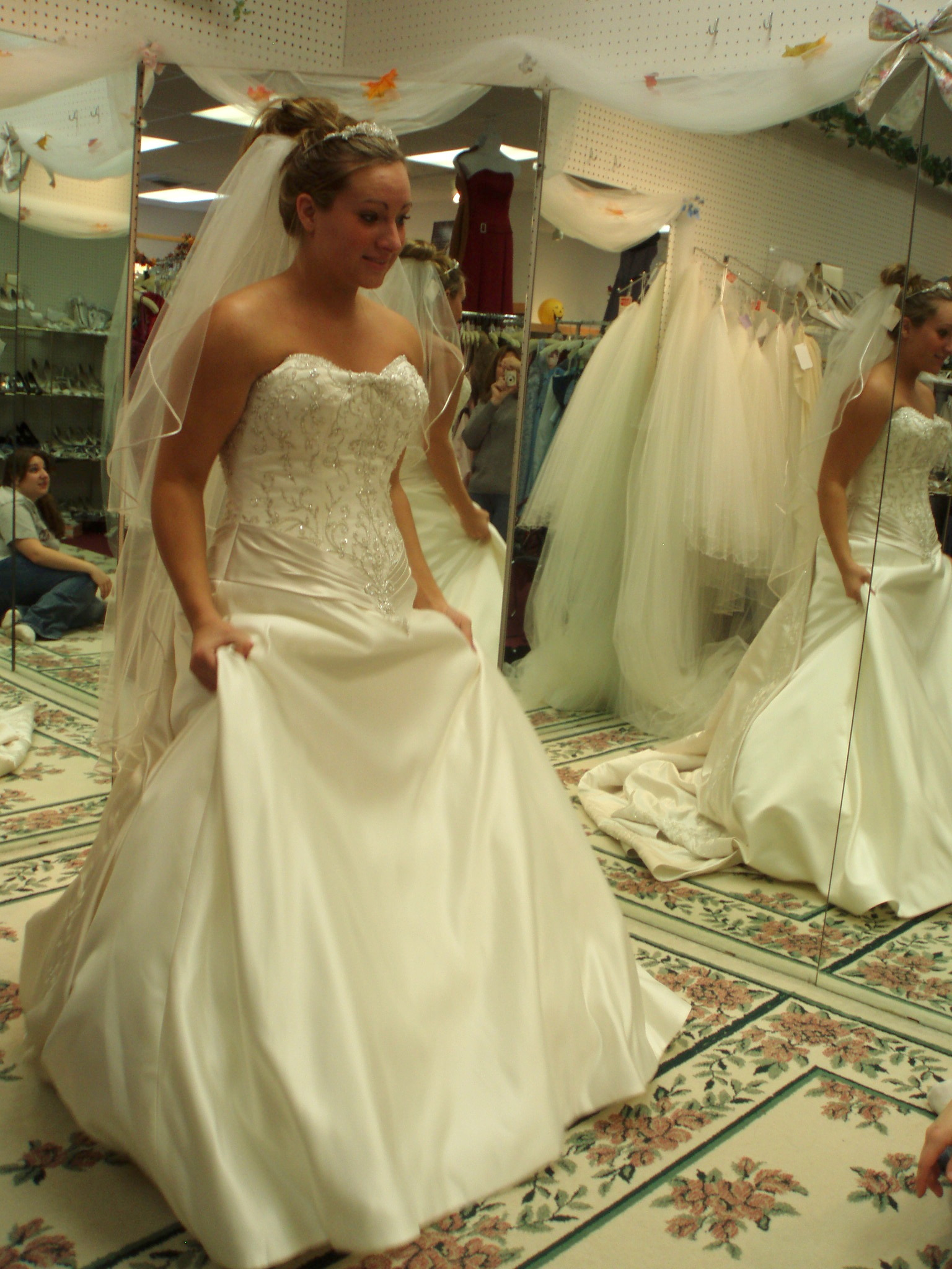 Wedding Dresses, Fashion, dress, For, Sale, Allure