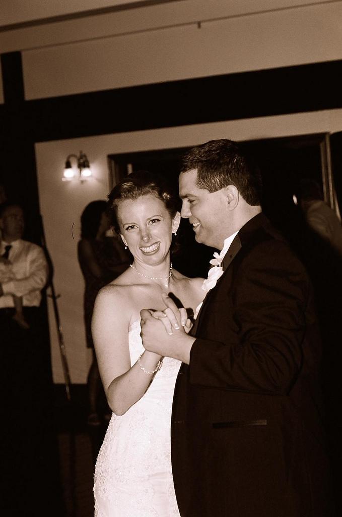 Dance, First dance