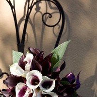 Flowers & Decor, Bride Bouquets, Flowers, Bouquet, Calla, Lilies, Bridal, The blue orchid