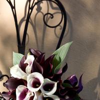 Flowers & Decor, Bride Bouquets, Flowers, Bouquet, Calla, Lilies, Bridal, The blue orchid