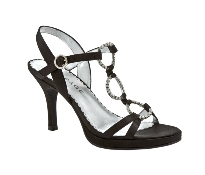 black, Shoe