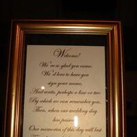 Book, Guest, Poem