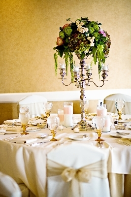 Flowers & Decor, Flower, Centerpiece