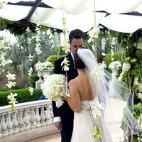 Ceremony, Flowers & Decor, Ceremony Flowers, Garden, Flowers, Garden Wedding Flowers & Decor