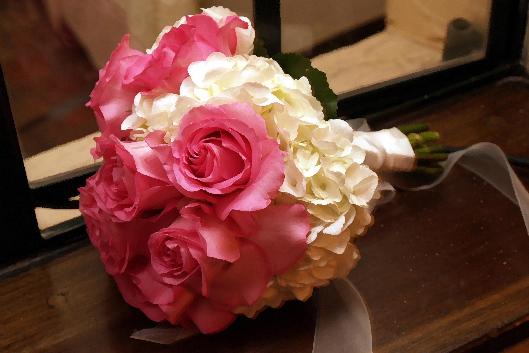 Bridesmaids, Bridesmaids Dresses, Fashion, Flowers by fudgie, Bq