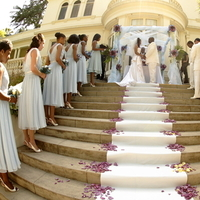 Ceremony, Flowers & Decor, white, Aisle, Event professionals, Runner