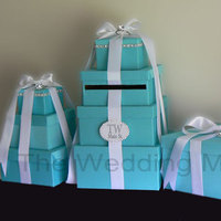 Reception, Flowers & Decor, blue, Centerpieces, Flowers, Centerpiece, Book, Tiffany, Guest, Box, Card, Decoration