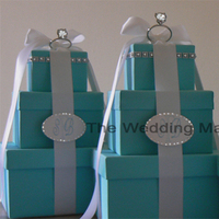 Reception, Flowers & Decor, Stationery, blue, invitation, Centerpieces, Invitations, Flowers, Tiffany, Box, Card, Decoration