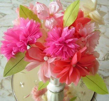 DIY, Flowers & Decor, Paper, Centerpieces, Flowers, Centerpiece, Budget