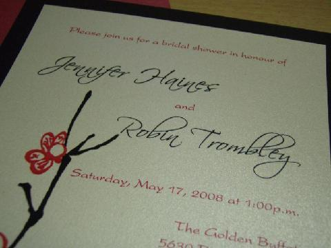 So in love invitations