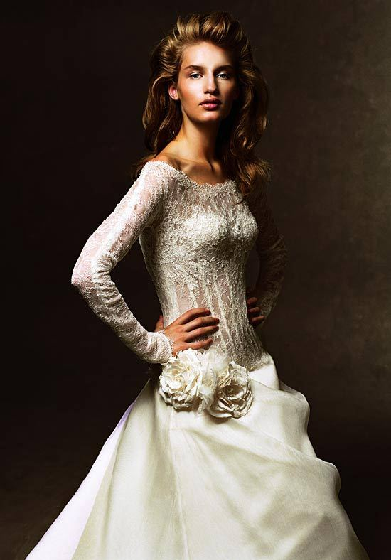 Dior bridal salon