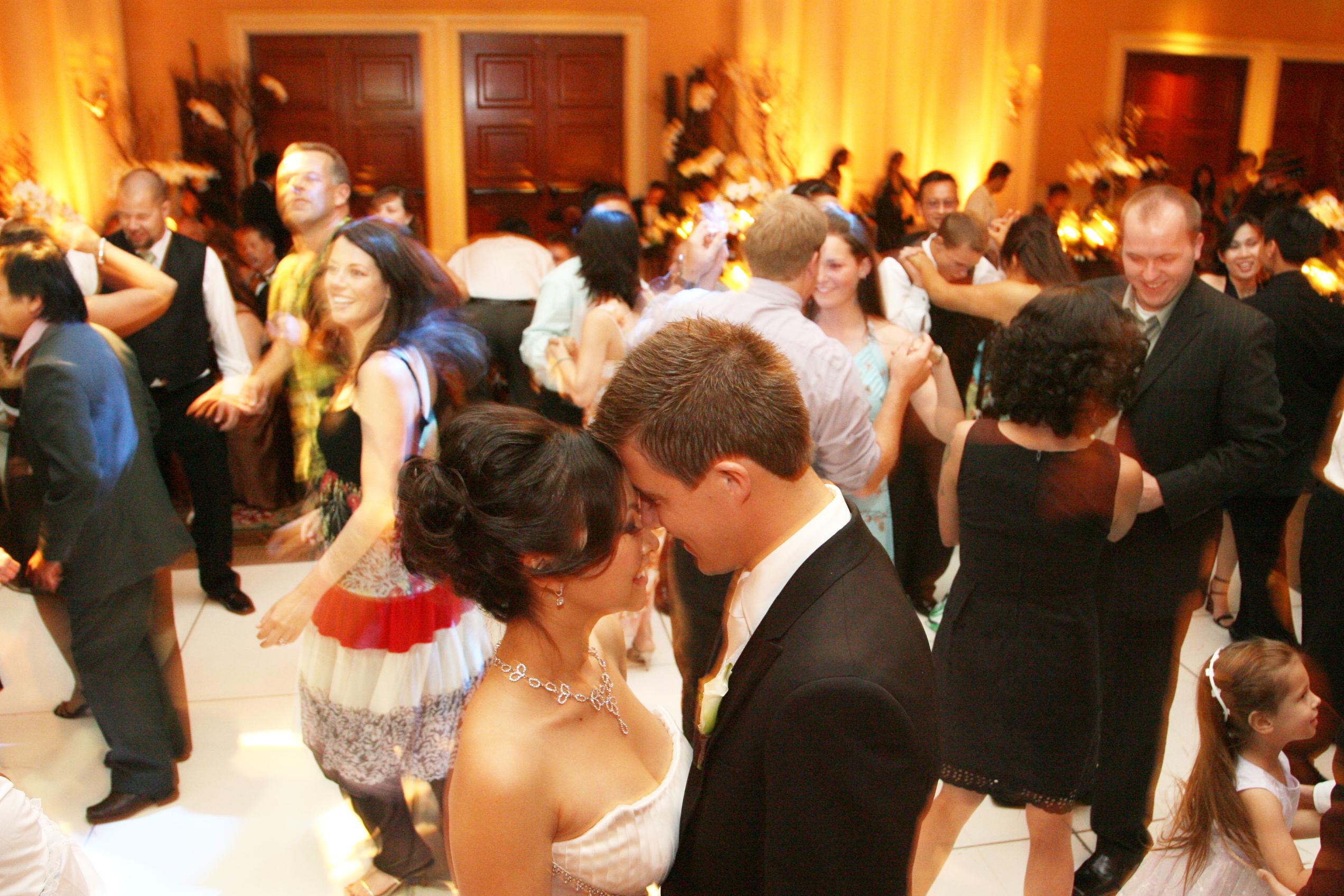 Reception, Flowers & Decor, Dance, Ballroom