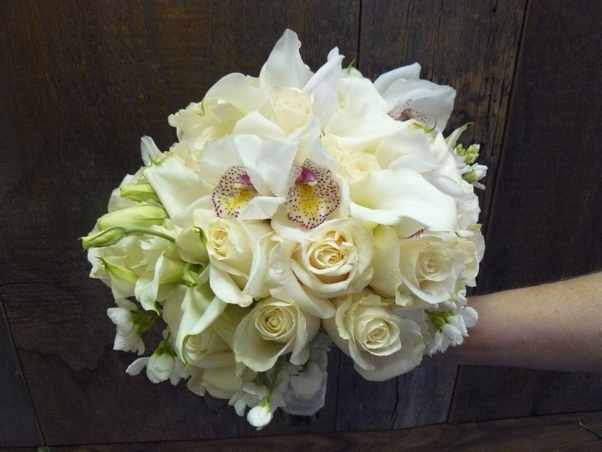 Bouquet, Thorn bird floral boutique
