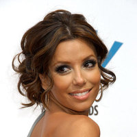 Beauty, Updo, Hair, Eva longoria