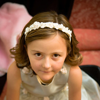 Getting ready, Flower girl, Gb photographers