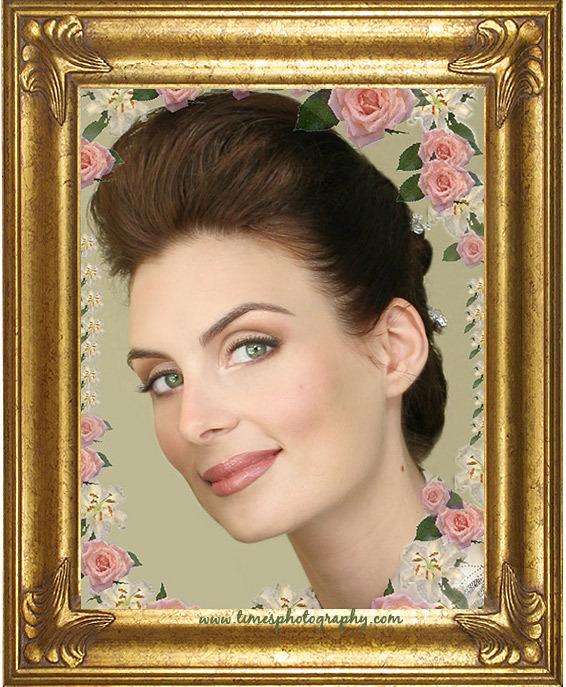 Bride, And, Actress, Colette-award-winning makeup artist
