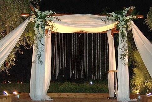 Ceremony, Reception, Flowers & Decor, Ceremony Flowers, Bride Bouquets, Centerpieces, Modern, Lighting, Bride, Flowers, Modern Wedding Flowers & Decor, Centerpiece, Decoration, Chuppahs, I love chuppahs