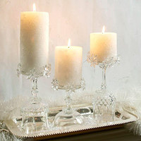 Vintage, Centerpiece, Candle, Chic