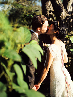 DIY, Vintage, Wedding, Kiss, York, New