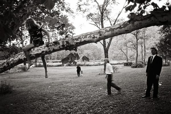 DIY, Vintage, Wedding, York, New, Trees