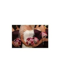 Flowers & Decor, pink, purple, Bride Bouquets, Flowers, Flower, Bouquet, Fake