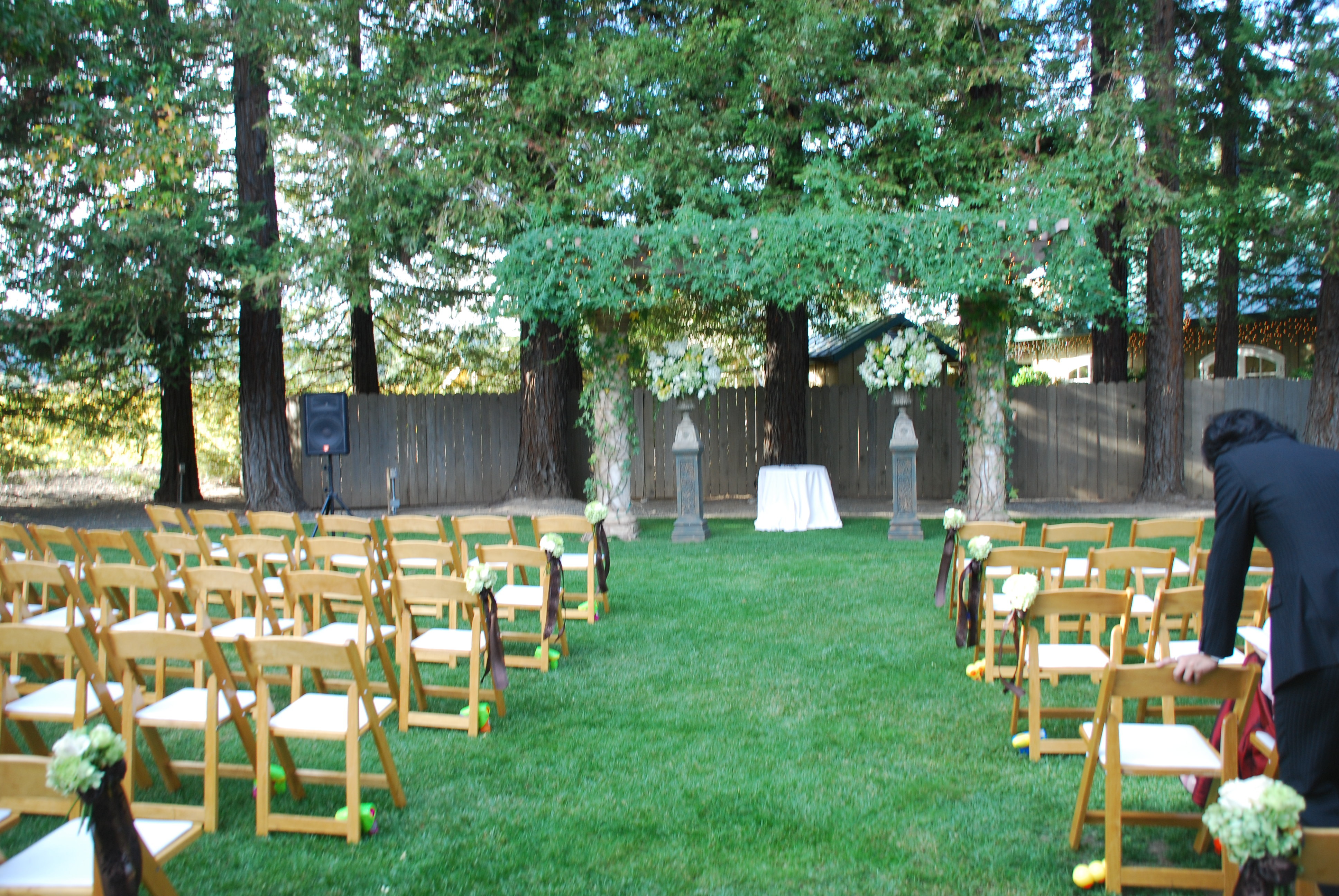 Ceremony, Reception, Flowers & Decor, Site