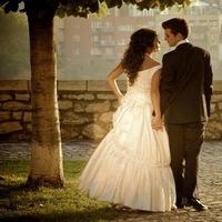 Bride, Groom, Tree, Park, Levente photography
