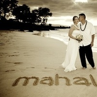 Destinations, Hawaii, Beach, Bride, Groom, Wedding, Destination, Ocean, Maui, Levente photography