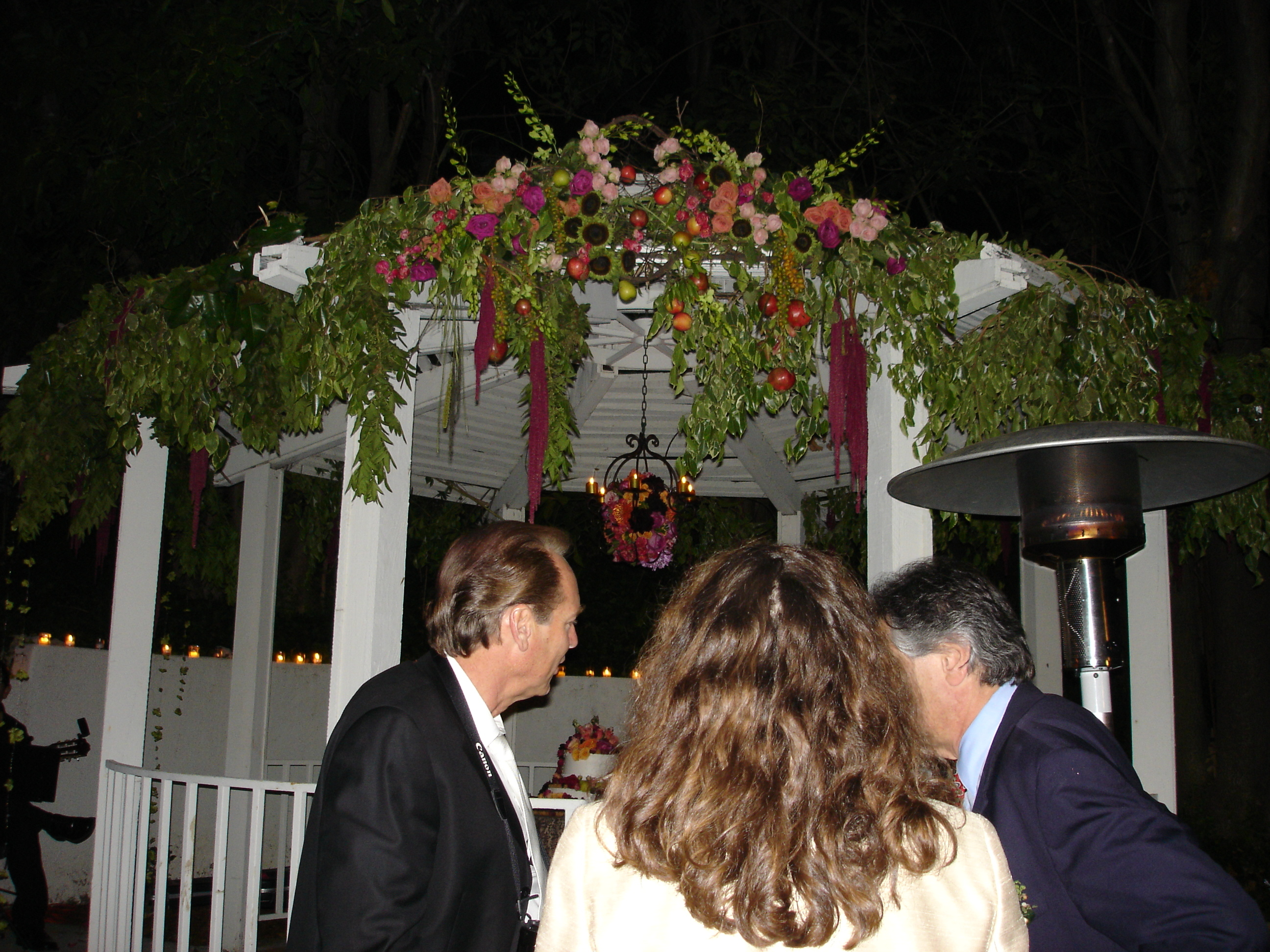 Reception, Flowers & Decor, Flowers, Gazebo, Beautiful