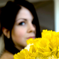 Flowers & Decor, yellow, Bride Bouquets, Bride, Flowers, Bouquet