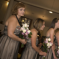 Flowers & Decor, Bridesmaids, Bridesmaids Dresses, Fashion, Bridesmaid Bouquets, Flowers, Church, Flower Wedding Dresses