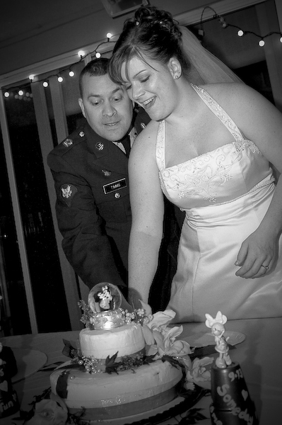 Cakes, cake, Bride, Groom, Cake cutting, Do-it-yourself