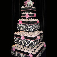 Cupcake, Tower