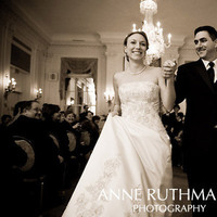 Ceremony, Flowers & Decor, Wedding Dresses, Fashion, dress, Men's Formal Wear, Bride, Groom, Exit, Tux, Anne ruthmann photography
