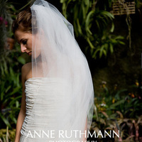 Flowers & Decor, Wedding Dresses, Veils, Fashion, dress, Bride Bouquets, Bride, Flowers, Portrait, Veil, Anne ruthmann photography, Flower Wedding Dresses
