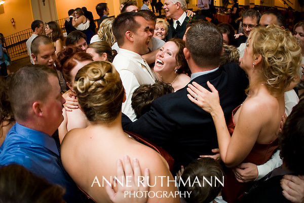 Reception, Flowers & Decor, Guests, Bride, Groom, Dance, Anne ruthmann photography