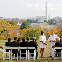 Ceremony, Flowers & Decor, Outdoor, Dc, Small, Intimate, Anne ruthmann photography