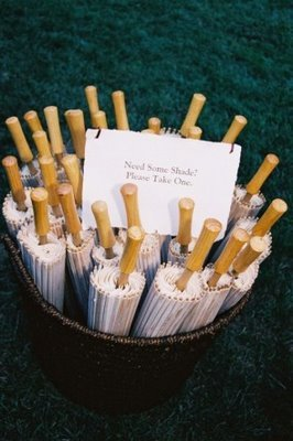 Favors & Gifts, Favors, Parasols