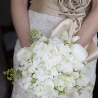 Flowers & Decor, white, Bride Bouquets, Flowers, Bouquet, Soiree floral
