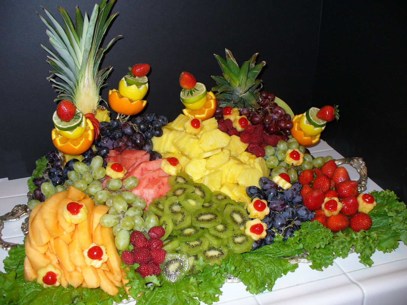 Fruit, Fresh, Seasonal, Simply delicious catering ca