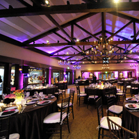 Reception, Flowers & Decor, pink, brown, Lighting