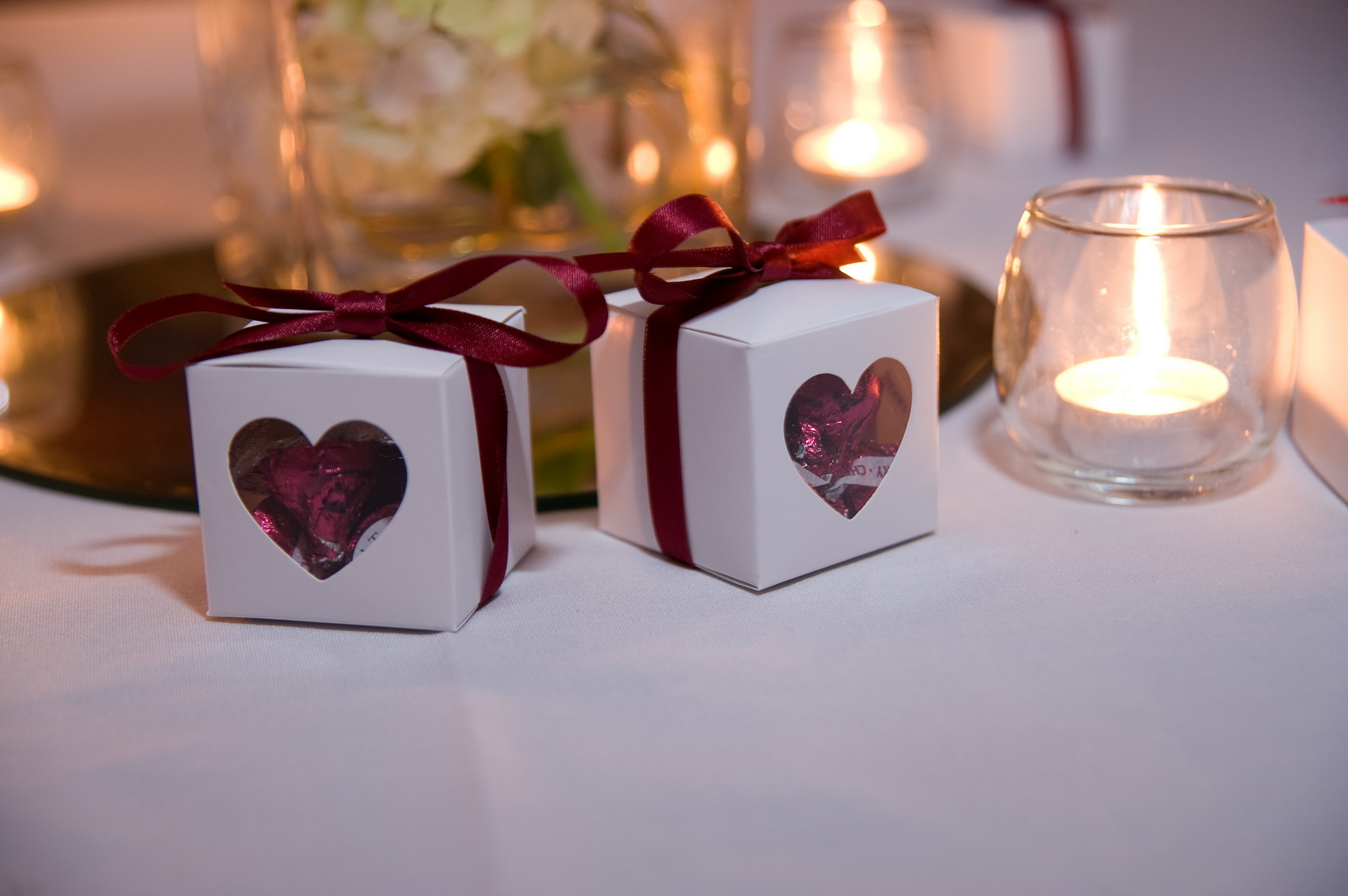 Reception, Flowers & Decor, Favors & Gifts, Favors