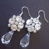 Jewelry, Bracelets, Earrings, Engagement Rings, Vintage, Ring, Pearls, Crystal, Bracelet, Swarovski, Designs, Drop, Chandelier, Antique, Belle nouvelle designs, Nouvelle, Belle
