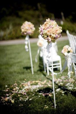 Ceremony, Flowers & Decor, Ceremony Flowers, Flowers, Decorations
