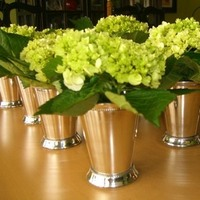Reception, Flowers & Decor, Decor, Flowers, Mint julep