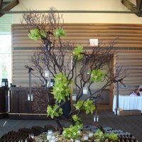 Ceremony Flowers, Garden Wedding Flowers & Decor, Modern Wedding Flowers & Decor