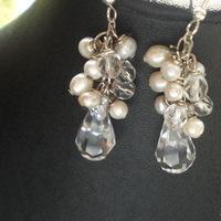 Jewelry, Bracelets, Earrings, Engagement Rings, Vintage, Ring, Pearls, Crystal, Bracelet, Swarovski, Designs, Drop, Chandelier, Antique, Nouvelle, Belle