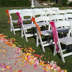 Flowers & Decor, Flower, Petals, Aisle